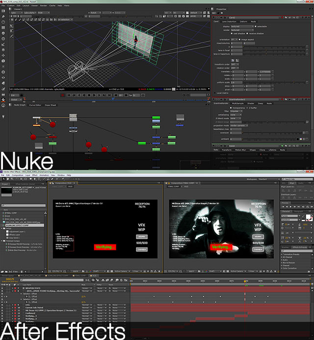 how to make a curved layer in after effects