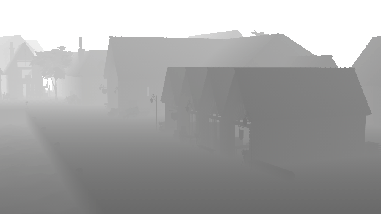 Silent Hill-esque normalize depth after remapping in Nuke